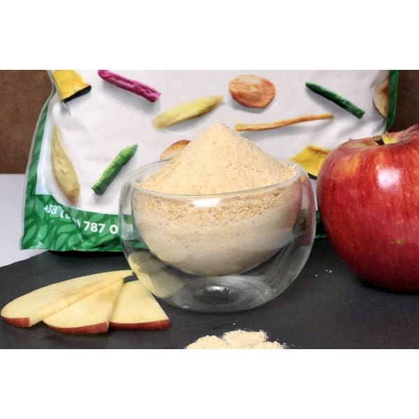 Сушеные яблоки молотые