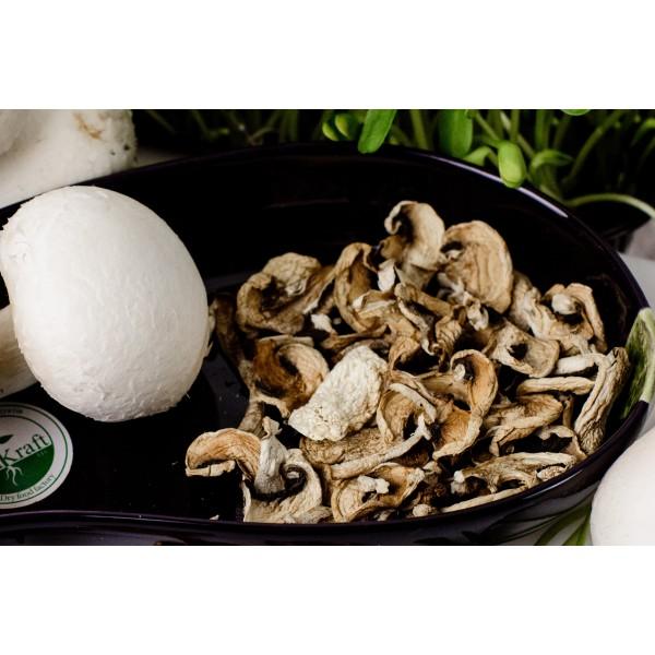 Сушені гриби слайсами клас В
