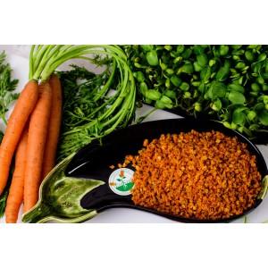 Сушена морква шматочками 3 * 5